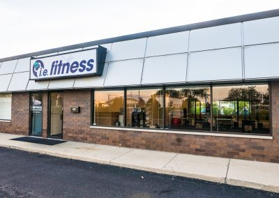 Outside of i.e. fitness